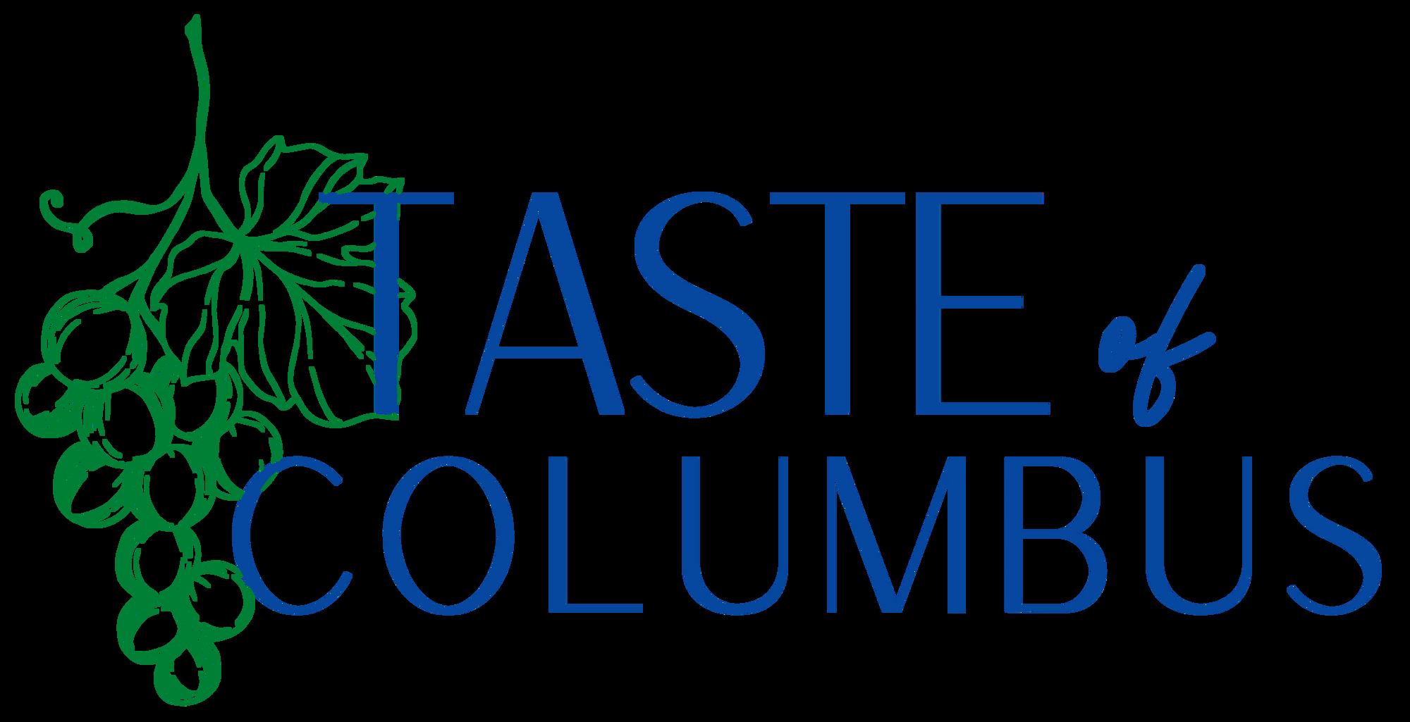 Taste of Columbus Logo